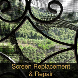 Screen Repair & Replacement